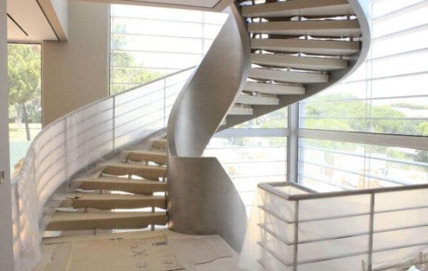 Escada Casa da Quinta, Vale do Lobo