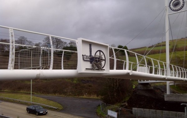 Trevithick Footbridge