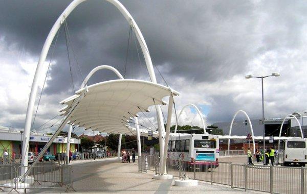 Pollock Bus Station